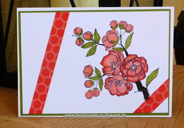 Blumengruß-fertig