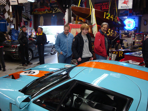 GT40 in Gulf Colors