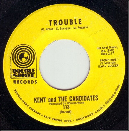 kent and candidates