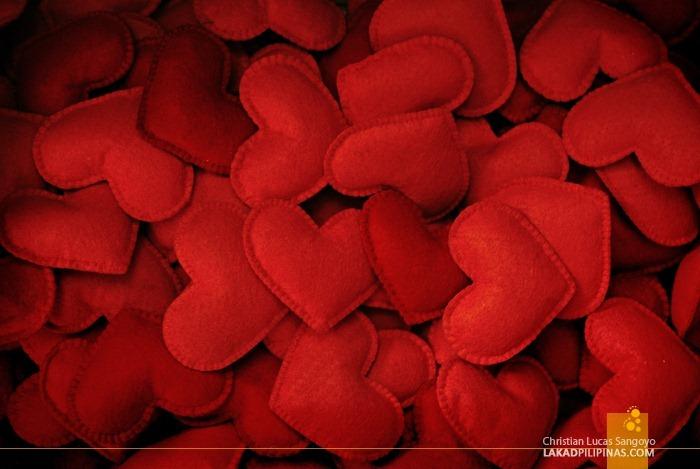 Valentine's Day at Lakad Pilipinas