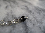 Check out the elegant onyx toggle bead.