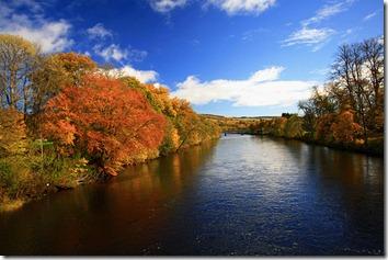 River Tummel Perthshire