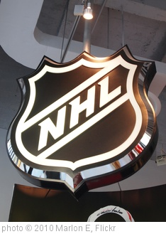 'NHL Store' photo (c) 2010, Marlon E - license: http://creativecommons.org/licenses/by-sa/2.0/