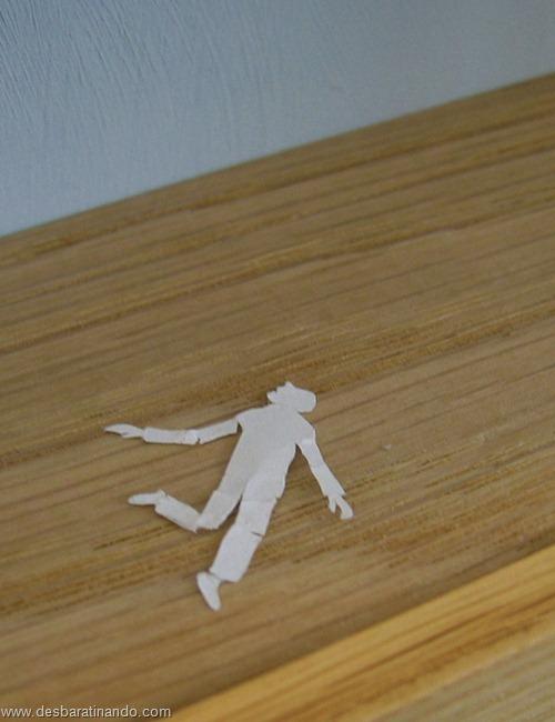 obras de arte em papel 3D origami Peter Callesen desbaratinando (47)