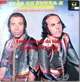 Tião de Souza e Catireiro