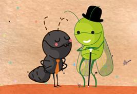 miniatura-cicale-formica-inknot2