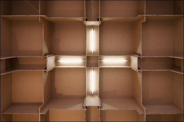 Des bureaux en carton (4)