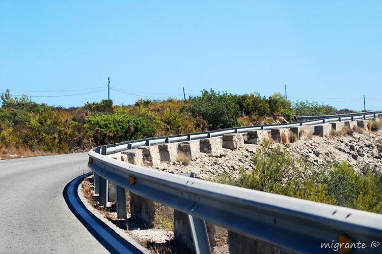 curva a la derecha - comunidad valenciana