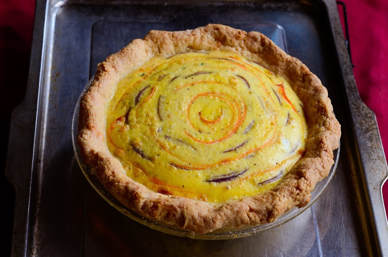 carrot and onion tart gluten free-13810