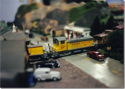 27 My Layout in Summer 2002