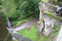 View from Blarney castle
