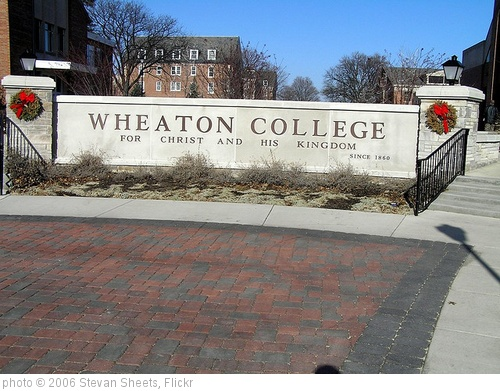 'Wheaton College' photo (c) 2006, Stevan Sheets - license: http://creativecommons.org/licenses/by/2.0/