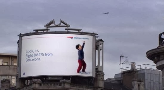 British Airways Outdoor