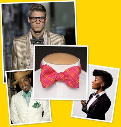 View Bow ties are Back
