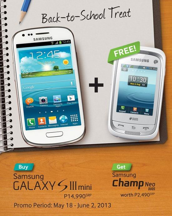 Samsung Back To School Treat