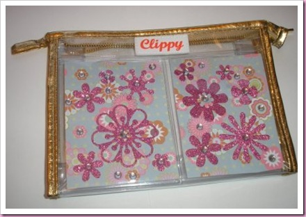 Clippy make Up Bag 2