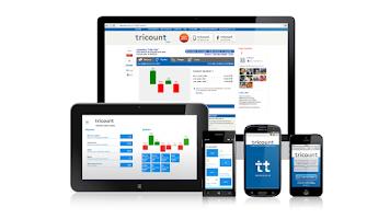 Screenshot of Tricount - Group Expense & IOU