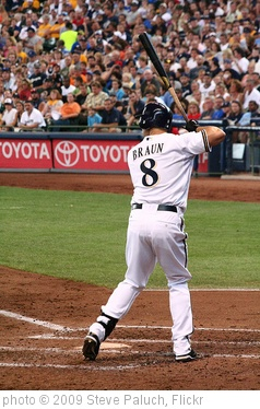 'Ryan Braun' photo (c) 2009, Steve Paluch - license: http://creativecommons.org/licenses/by/2.0/