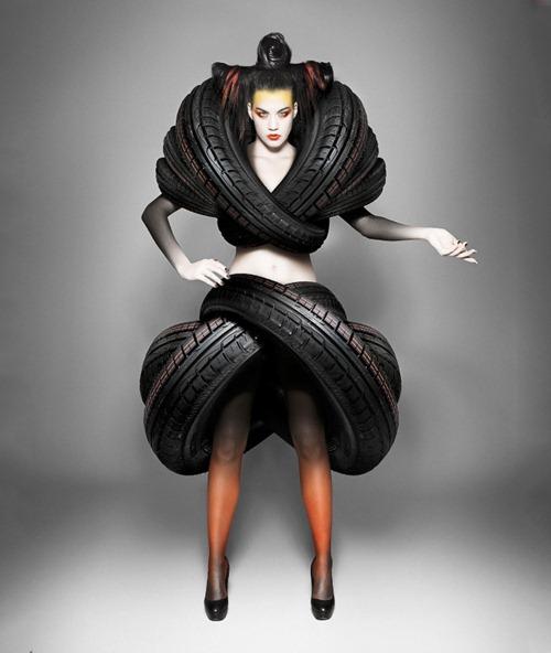 Roupa de pneus 02