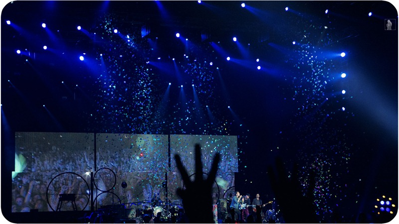 Coldplay, Coca-Cola Dome
