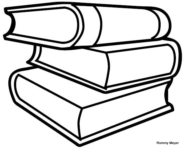 dibujos con libros