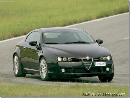 Alfa Romeo Brera (2005)3