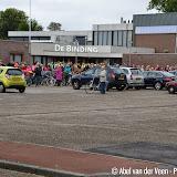 Fietsdriedaagse 2014 eerste dag - Foto's Abel van der Veen