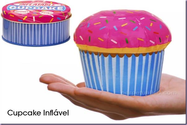 Cupcake-Inflável