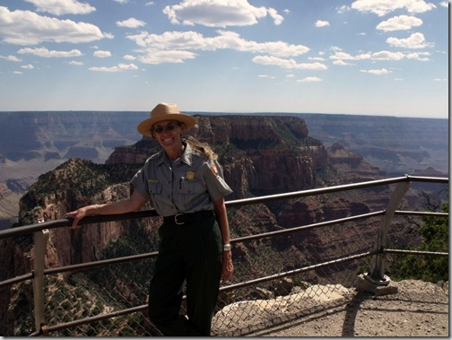 01 Ranger Gaelyn at Cape Royal with Wotons Throne in background NR GRCA NP AZ (1024x767)