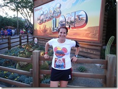 Disneyland 10K Cars Land 2