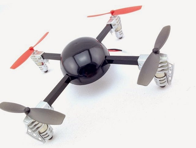 #1. Extreme Fliers Micro Drone