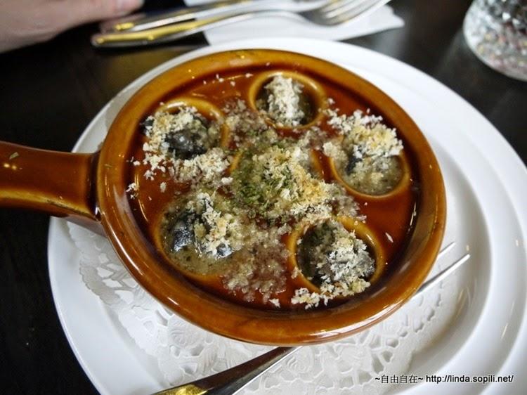 前菜-烤甜蘿