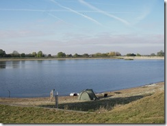 Marsworth reservoir levels.