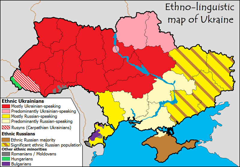 CC Photo Google Image Search Source is upload wikimedia org  Subject is Ethnolingusitic map of ukraine