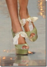 Betsey Johnson Spring 2012 Sandal ShoesNBooze