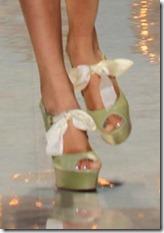 Betsey Johnson Spring 2012 Sandal ShoesNBooze
