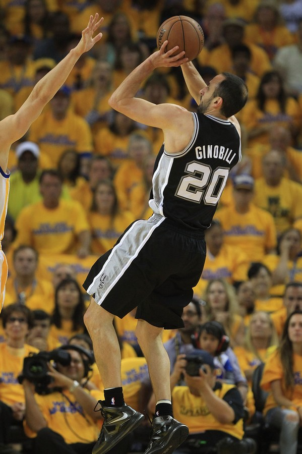 Will Manu Ginobili Lace Up His Favorite LeBrons in the NBA Finals? | NIKE LEBRON - LeBron James ...