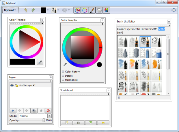Balvihar Mypaint Free And Open Source Alternative To