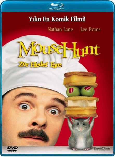 Mousehunt | Zor Hedef Fare | 1997 | 720p | BluRay | x264 | AC3 | DUAL