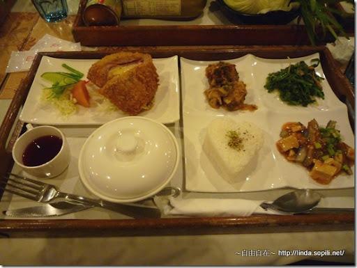 宜蘭園丁-藍帶豬排