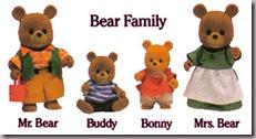 Maple Bear Family