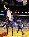 lebron james nba 120621 mia vs okc 010 game 5 chapmions Gallery: LeBron James Triple Double Carries Heat to NBA Title
