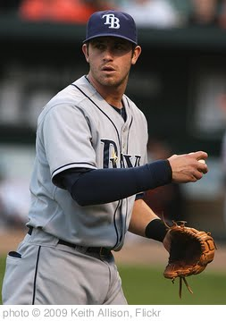 'Evan Longoria' photo (c) 2009, Keith Allison - license: http://creativecommons.org/licenses/by-sa/2.0/