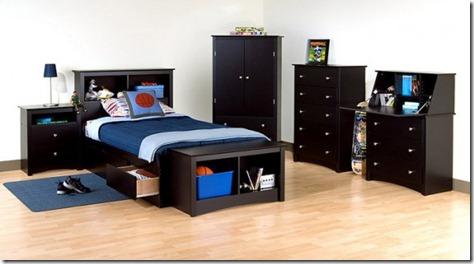 Minimalist Sonoma Kids Bedroom Decorating