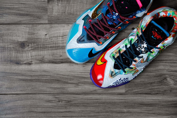 A Closer Look at the Nike LeBron 11 8220What the LeBron8221