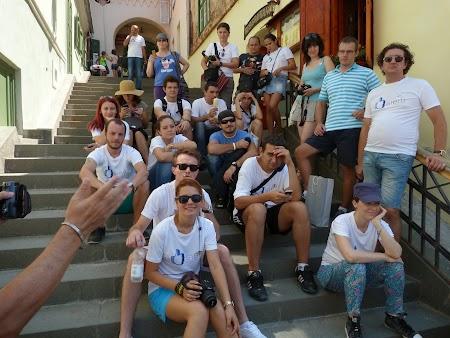 03. Bloggeri in Sibiu.JPG