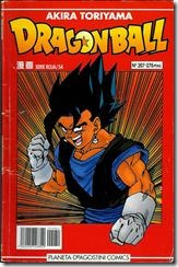 P00025 - Dragon Ball Nº207 por Pep