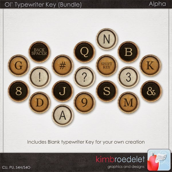 kb-oltypewriterkey-Bundle