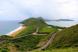 Where The Caribbean Sea and The Atlantic Ocean Meet - Basseterre, St. Kitts