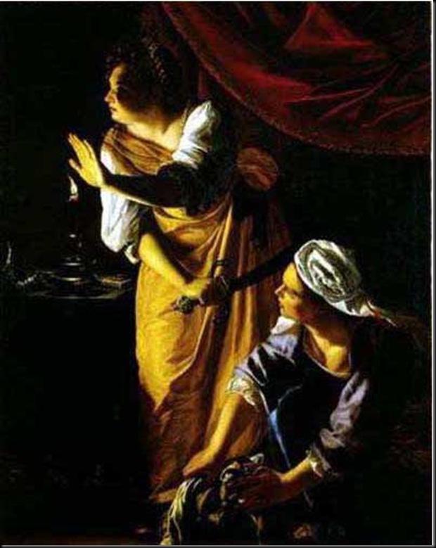 Artemisia Gentileschi - Tutt'Art@  (22)